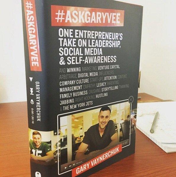 Gary Vaynerchuk's New Book #AskGaryVee